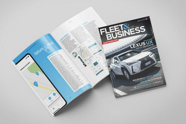 Nuova rivista Fleet & Business Quattroruote