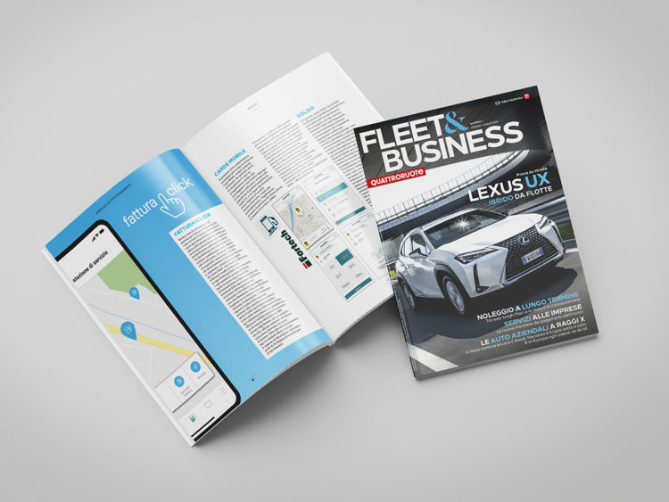 Nuova rivista Fleet & Business