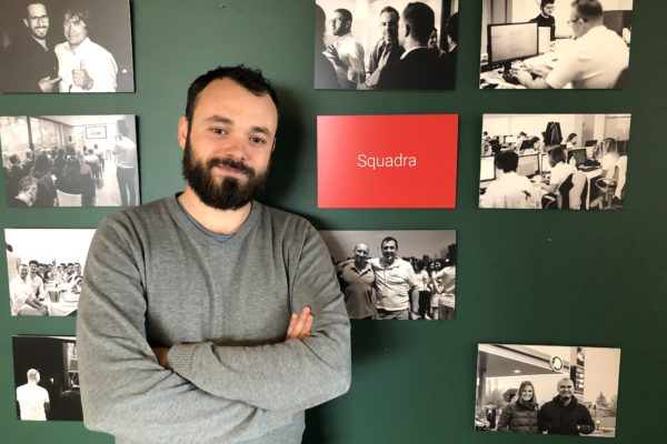 Daniel Gentili Responsabile Sviluppo Software